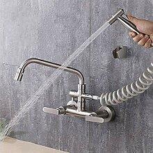 Wandmontage Wasserhahn