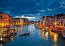 wandmotiv24 Fototapete Canale Grande Venedig