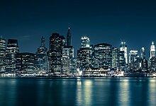 wandmotiv24 Fototapete New York City Größe: 400