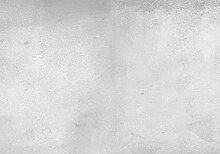 wandmotiv24 Fototapete Vintage Beton-mauer Grau M