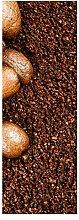 wandmotiv24 Türtapete Geröstete Kaffeebohnen 70