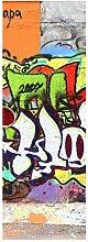 wandmotiv24 Türtapete Graffiti 2 70 x 200cm (B x