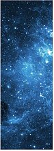 wandmotiv24 Türtapete Sternennebel 70 x 200cm (B