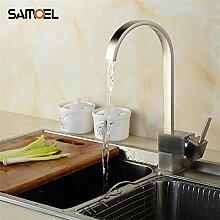 WANDOM Artistic Wasserhahn für die Küchenspüle,