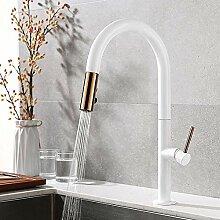 WANDOM Der spritzwassergeschützte Küchenarmatur