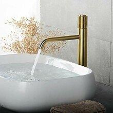 WANDOM Design Deck montiert Wassermischer