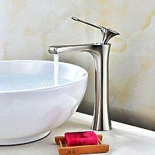 WANDOM Hochwertige gebürstet Waschbecken
