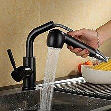 WANDOM Küchenspüle Wasserhahn versenkbare