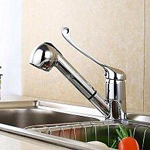WANDOM Spüle Wasserhahn Küchenarmatur Vientiane