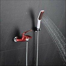 WANDOM Wandmontage Badezimmer Duscharmatur