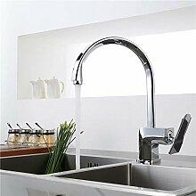 WANDOM Wasserhahn für Badezimmer, Küche,