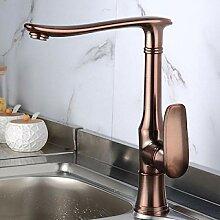 WANDOM Wasserhahn für Küchenspüle,