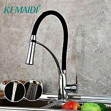 WANDOM Wasserhahn für Küchenwaschbecken,