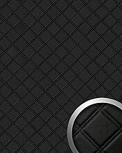 Wandpaneel Karo Leder Luxus 3D WallFace 15030