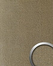 Wandpaneel Leder Blickfang Dekor WallFace 16452