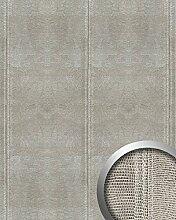 Wandpaneel Leder Blickfang WallFace 15006 LEGUAN