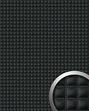 Wandpaneel Quadrat Leder WallFace 15032 QUADRO