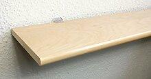 Wandregal Holzregal Board Ablage Ahorn Furnier