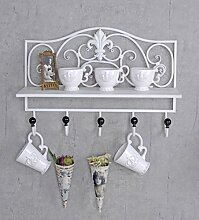 WANDREGAL SHABBY WEISS LANDHAUSSTIL PALAZZO