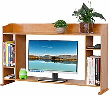 Wandregale Einfache Holz Typ Computer Monitore