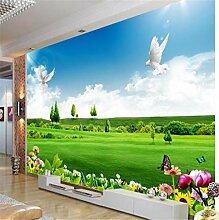 Wandrückwand Wohnzimmer Tv Blick auf das Meer