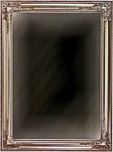 Wandspiegel 62x82 cm silber matt von Werner Voss