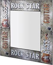 Wandspiegel 89980 von HAKU Vintage