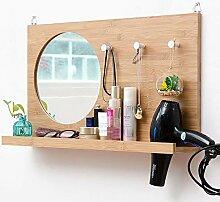 Wandspiegel Badezimmerspiegel Spiegel mit Regal