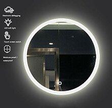 Wandspiegel Badspiegel Runden LED Beleuchtung