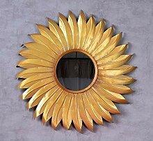 Wandspiegel Barock Spiegel Gold Sonnenspiegel