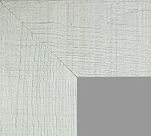 Wandspiegel Deko-Spiegel in Holz cmgdecor Mod: DM05 Modern 50 x 70 cm weiß