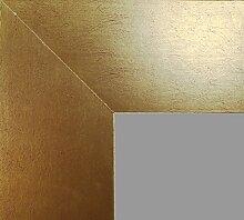 Wandspiegel Deko-Spiegel in Holz cmgdecor Mod: DM05 Modern 70 X 100 Cn gold