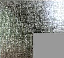 Wandspiegel Deko-Spiegel in Holz cmgdecor Mod: DM05 Modern 70 X 100 Cn Hellsilber