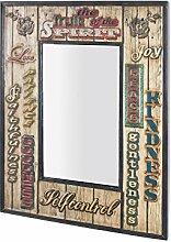 """Wandspiegel Dekospiegel Flurspiegel Spiegel Vintage Dielenspiegel """"Spirit I"""