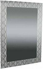 Wandspiegel Design Lyre