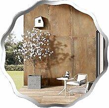 Wandspiegel, einfach, modern, ohne Rahmen, für