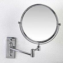 Wandspiegel/Klappspiegel mit Kind/Badezimmer sided Vergrößerungsspiegel-A