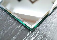 Wandspiegel Kristall Spiegel 180 x 80 cm