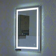 Wandspiegel LED Badezimmerspiegel Beleuchtet Bad