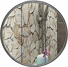 Wandspiegel Runder an der Wand befestigter