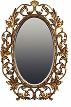 Wandspiegel, Spiegel, Barockspiegel, Gold, Barock,