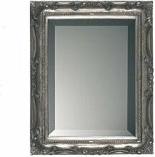 Wandspiegel, Spiegel, Barockspiegel, Silber, Barock,