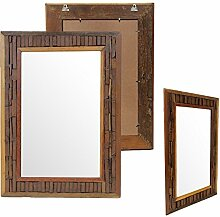 Wandspiegel Spiegel Standspiegel Holzspiegel