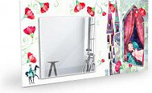 Wandspiegel - Wandspiegel Blanz - Dornröschen -