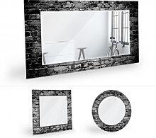 Wandspiegel - Wandspiegel Mauer 04
