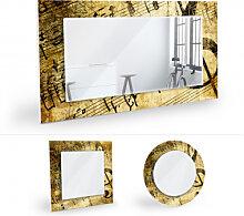 Wandspiegel - Wandspiegel Musik