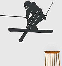 Wandsticker Abnehmbare Wohnkultur Sport Decals