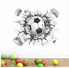 Wandsticker Für Baby Kreative Fußball Fußball