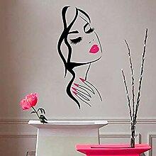 Wandsticker Jhping Wandtattoo Beauty Salon