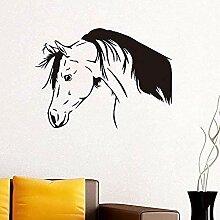 Wandsticker Pferd Kinderzimmer Decoratetion